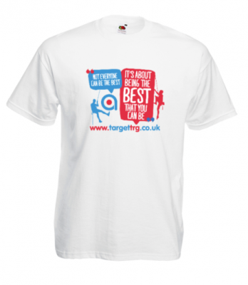 About being the best you can be T-Shirt Size - L