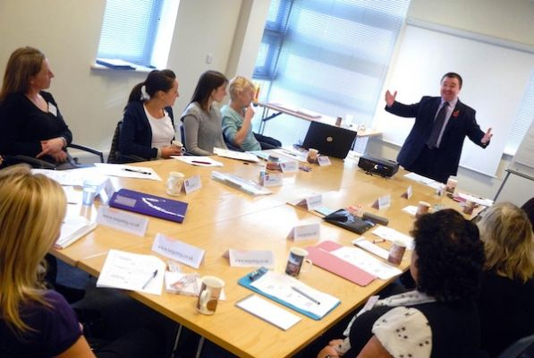PTT Train the Trainer (ILM) 2-Day in Newcastle upon Tyne