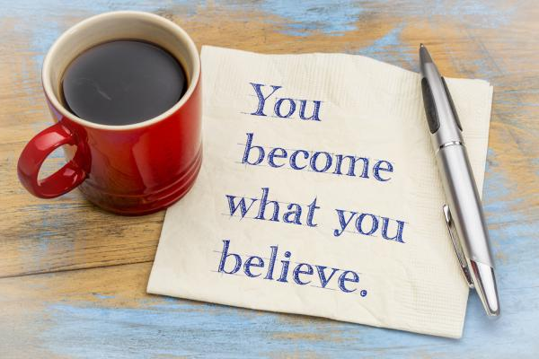 training blog - are you a believer?