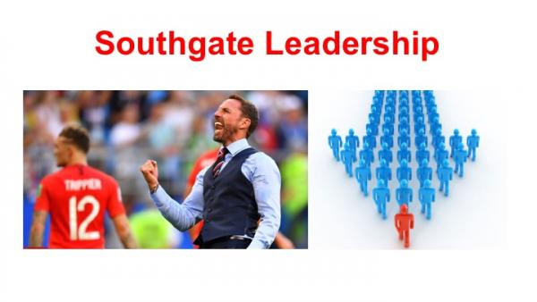 southgate leadership