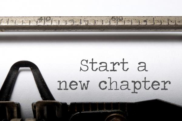 coaching blog - have you written your next chapter?