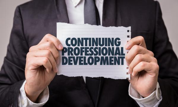 training blog - the importance of continuing professional development