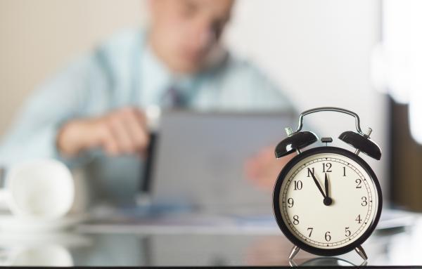 management blog - 7 steps for effective time management
