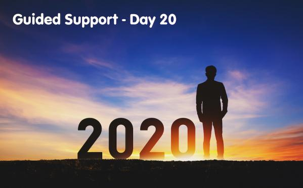 New Year – New Change Day 20