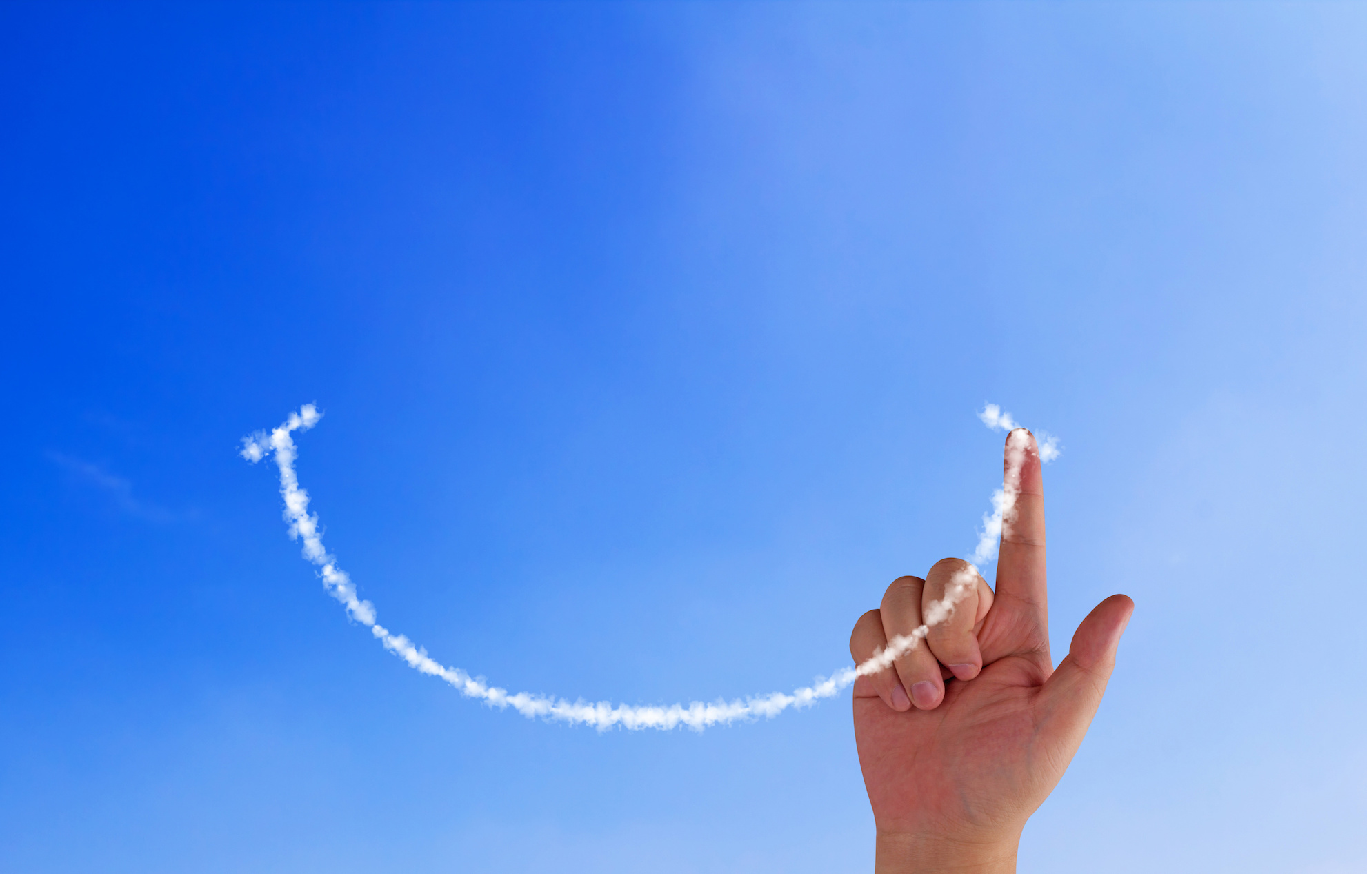 coaching blog - ever thought about having a whole day of positivity?