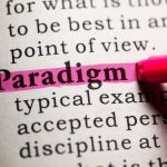management blog - paradigm and why it doesn't help with conflict