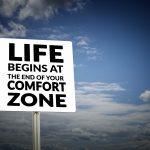 training blog - getting out of your comfort zone to learn