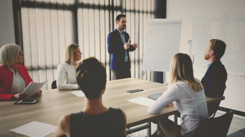 management blog - why managers should be able to train