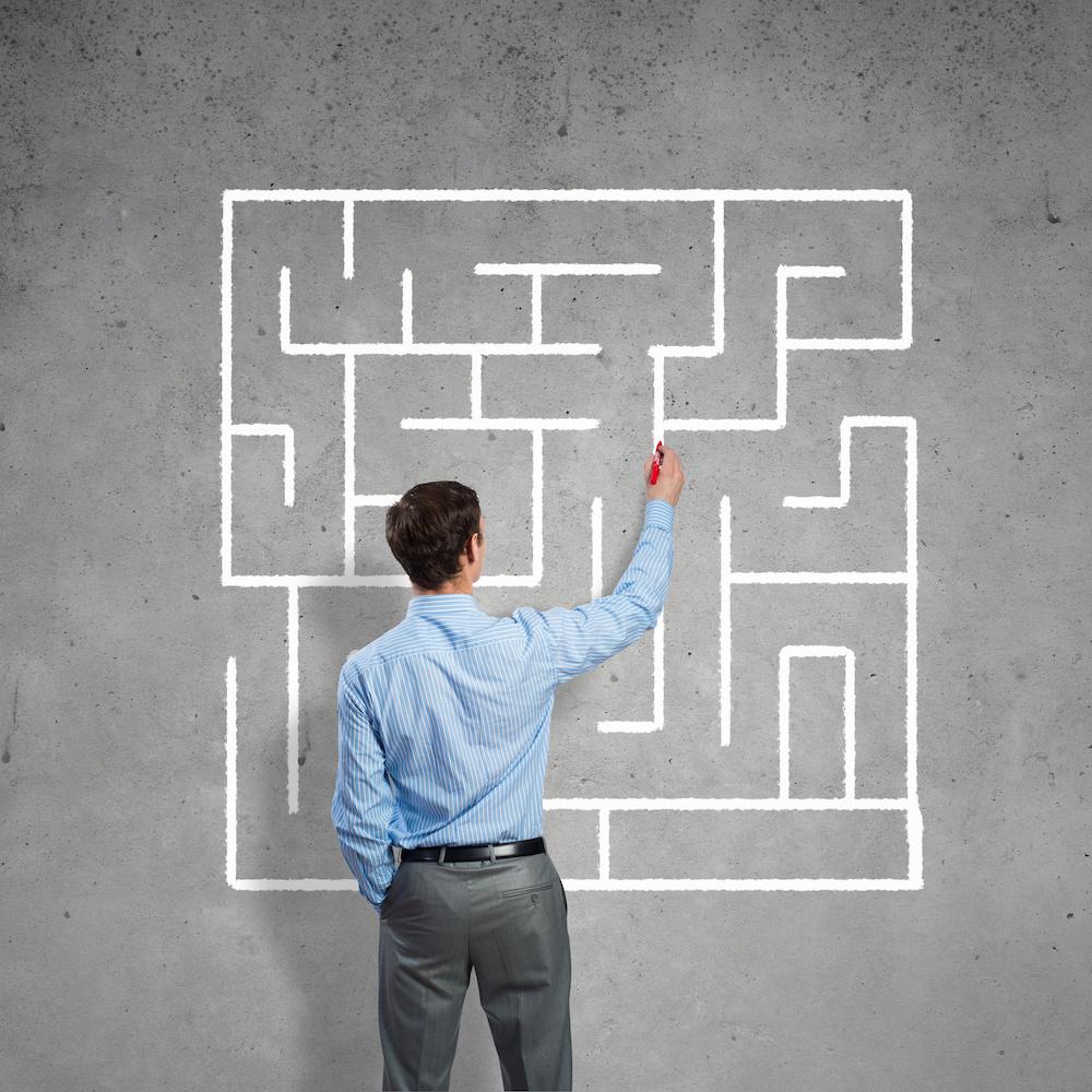 management blog - solving large problems