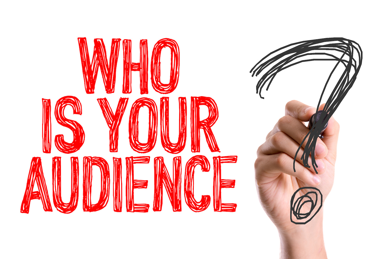 training blog - the dangers of not knowing your audience
