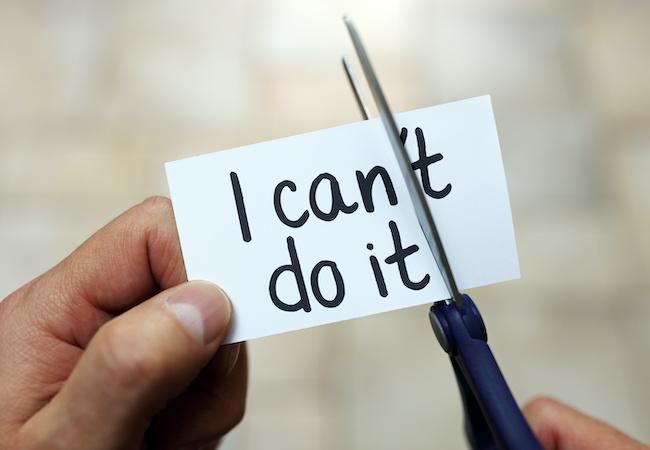 Self Confidence - an essential key skill
