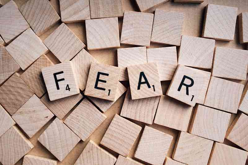 Do the thing you fear most, FIRST