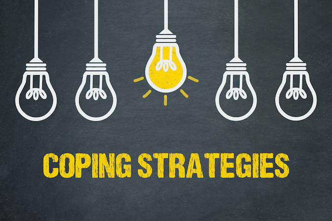Reflecting on your use of coping strategies