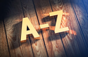 A - Z of great training